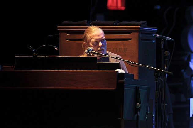 The Allman Brothers Band In Concert