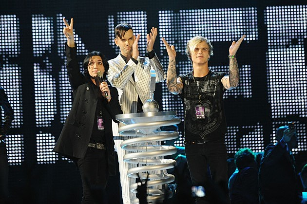MTV Europe Music Awards 2009 - Show