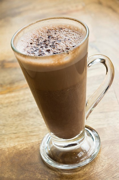 Drink of the Week: Salted Caramel Mocha Cocktail
