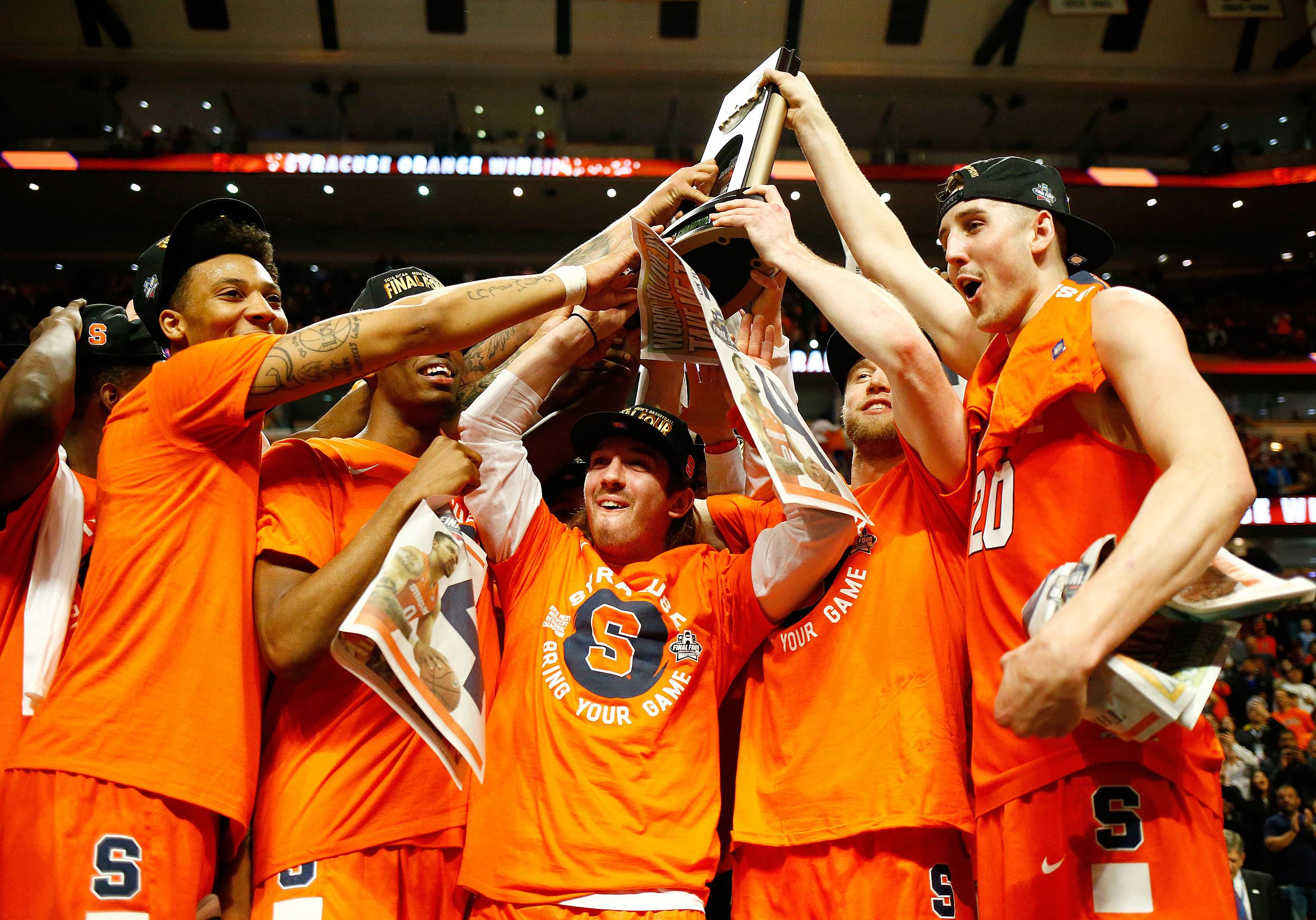 Syracuse Orange Advance To The Final Four
