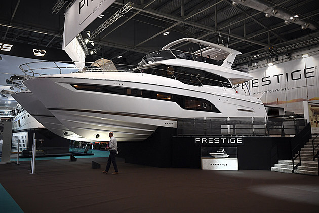 The Annual London Boat Show