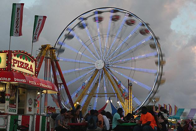 Visitors Explore Miami-Dade County Fair